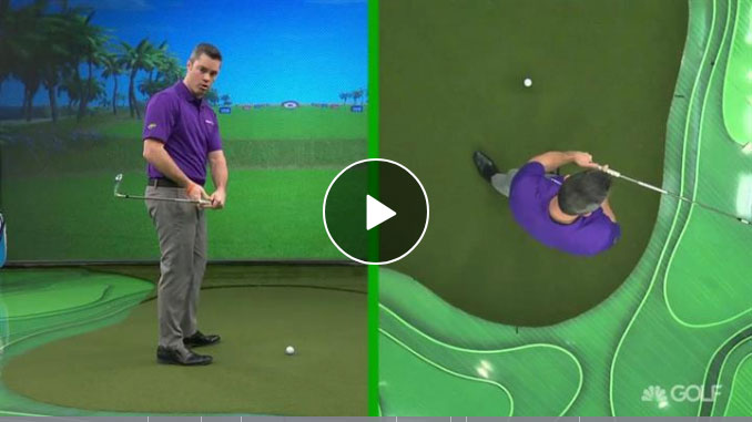 Patrick Nuber illustrates how to fix your slice