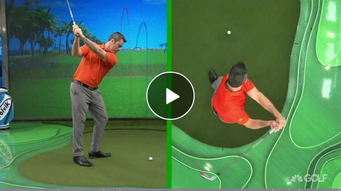 Patrick Nuber shows you how to swing like a pro