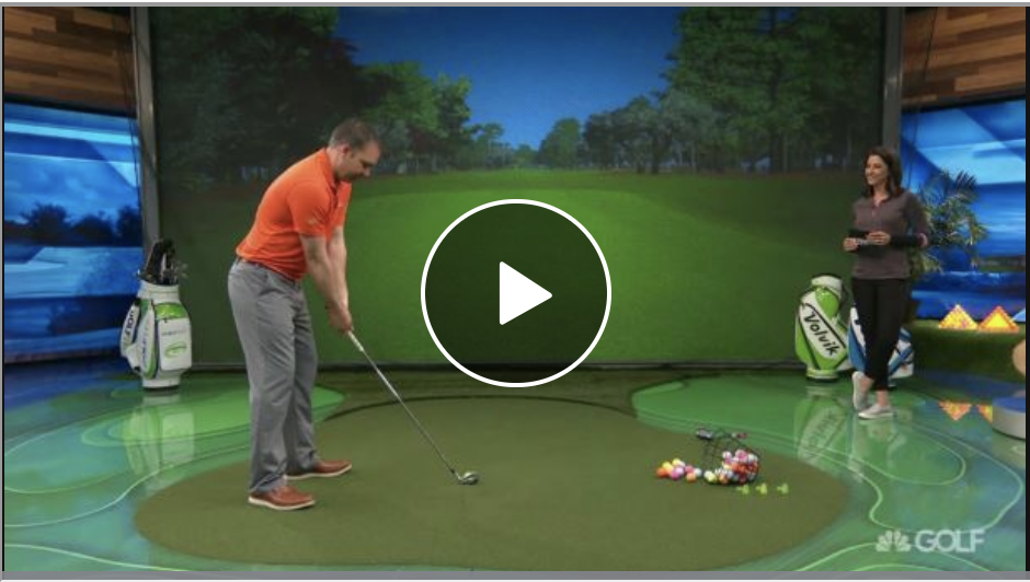Patrick Nuber How Shoulder Tilt Affects your golf swing