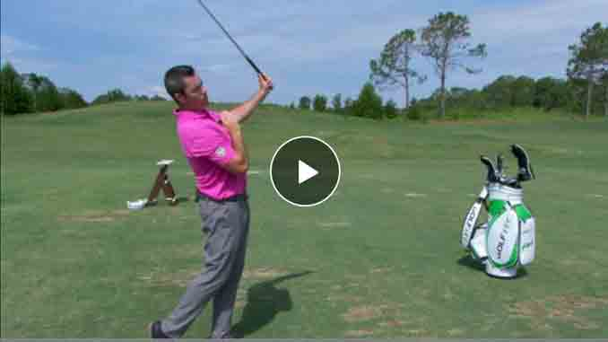 Patrick Nuber helps you create a tour caliber follow-through