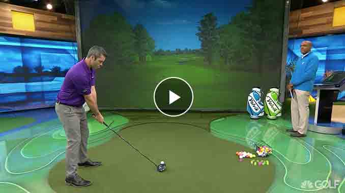 Patrick Nuber says making better decisions will help you more fairways
