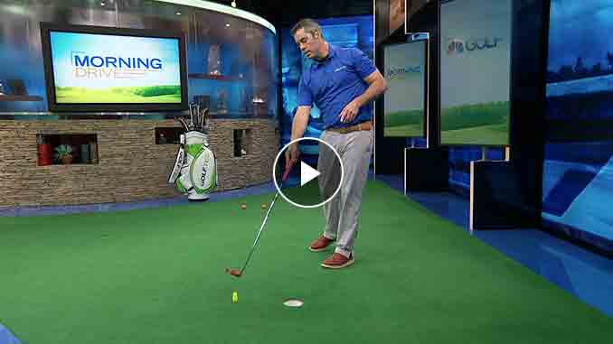 Patrick Nuber helps you to sink more putts