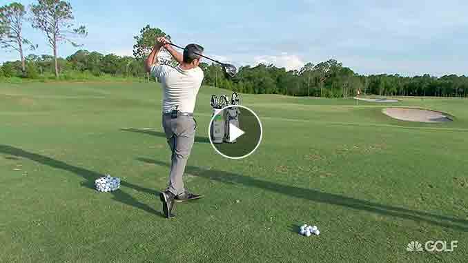 Patrick Nuber explains how more turn in your backswing can help your game.