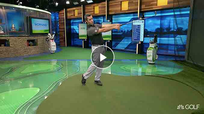 Patrick Nuber explains how the proper timing of your wrist bend during the swing impacts your game.