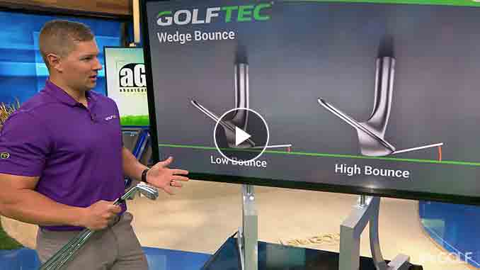 Brad Skupaka explains wedge bounce and how it impacts your short game