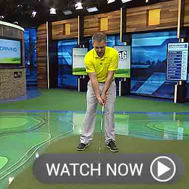Nick Clearwater shows us why we slice and how to fix it