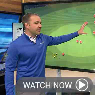 Nick Clearwater How Aim, Club Selection Affect Approach Shots