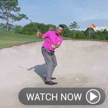 Patrick Nuber makes bunker shots easy with this tip