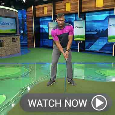 Brad Skupaka has some simple tips to help you find the fairway