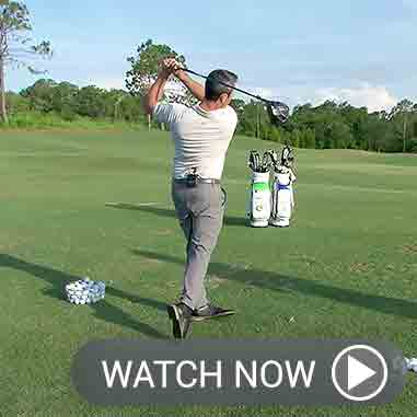 Patrick Nuber explains how more turn in your backswing can help your game