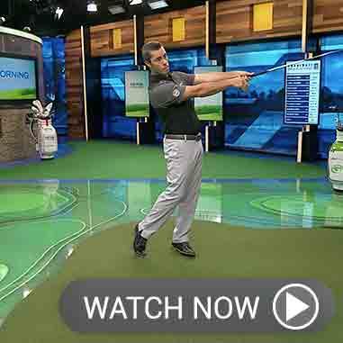 Patrick Nuber illustrates Proper Timing of Wrist Bend
