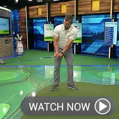 Brad Skupaka has a tip to fix your slice