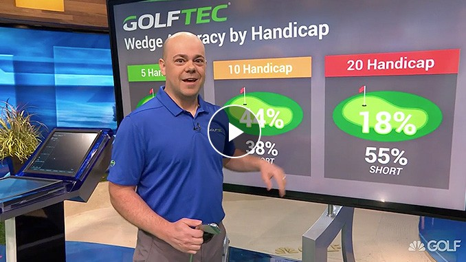 Nick Clearwater talks about the distance benefits of a club fitting