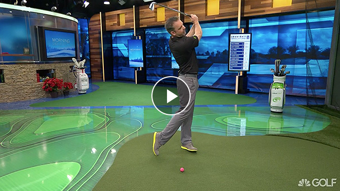 Nick Clearwater talks about three key positions for a swing