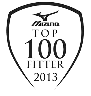 Mizuno Top 100 Fitter