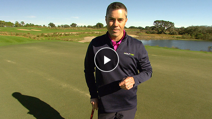 Patrick Nuber has a drill game to improve your putting