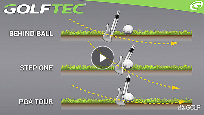 Brad Skupaka is here to help you identify the low point in your swing and fix it for solid contact.