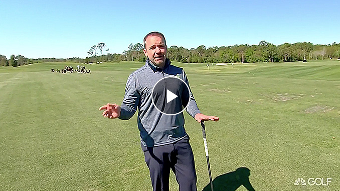 Nick Clearwater provides three tips to save you three stokes in this exclusive video as seen on Golf Channel